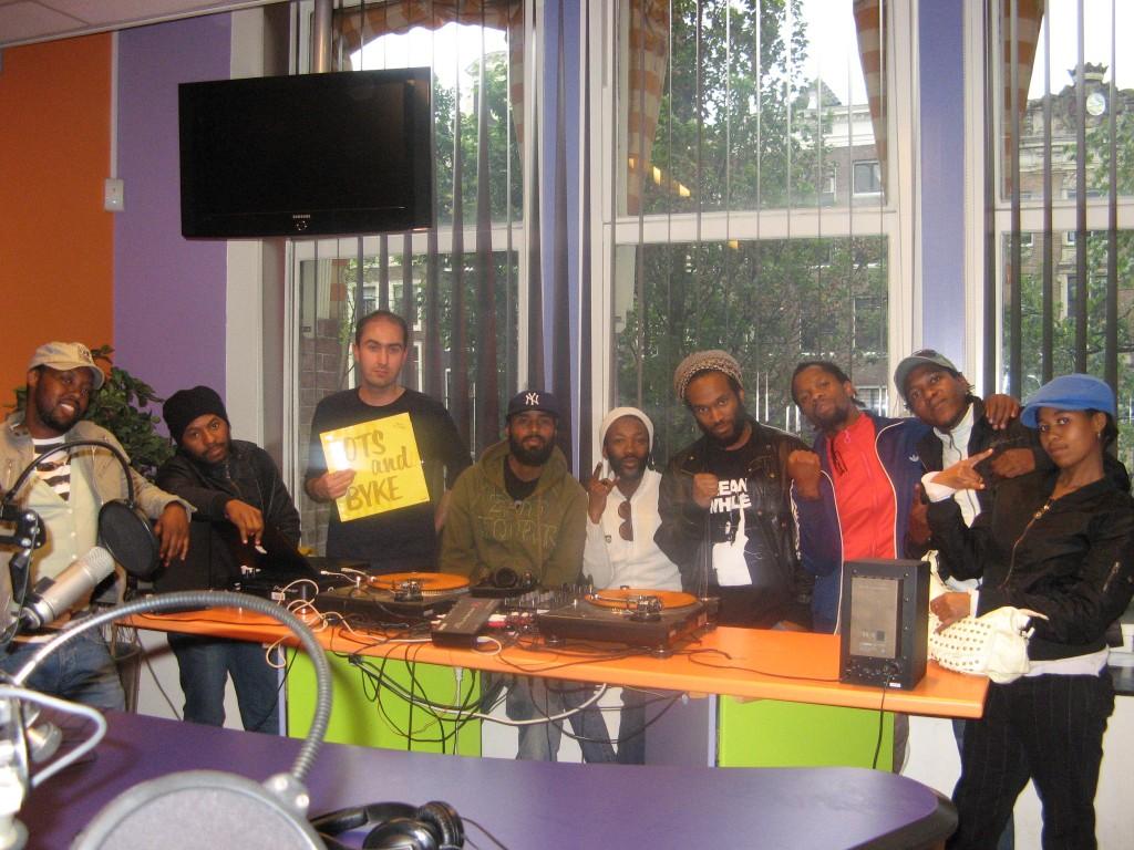 African hip hop radio: BCUC