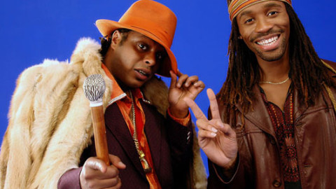 African hip hop radio with Madcon