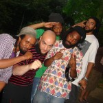 Salah Edin, Pan Afrikanz, Dson and Concrete @ Doin It In The Park