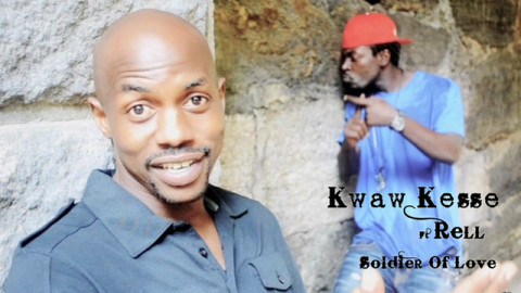 Kwaw Kesse ft Rell in Soldier of Love
