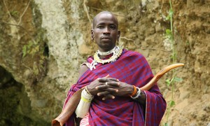 Yamat aka Merege, the Maasai singer from X Plastaz