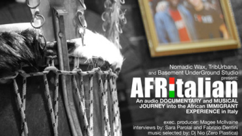 Audio Documentary: Hip Hop & Immigration in Italy