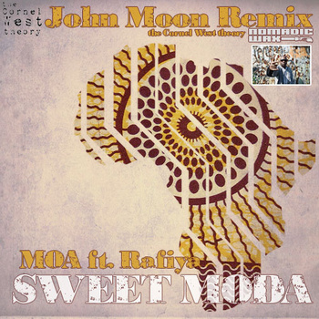MOA & John Moon team up on this new remix from Nomadic Wax