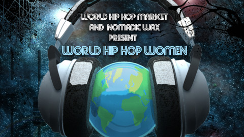 Mixtape Release: World Hip Hop Women – From The Sound Up