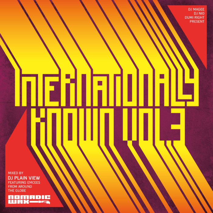 Nomadic Wax releases Internationally Known Vol. 3