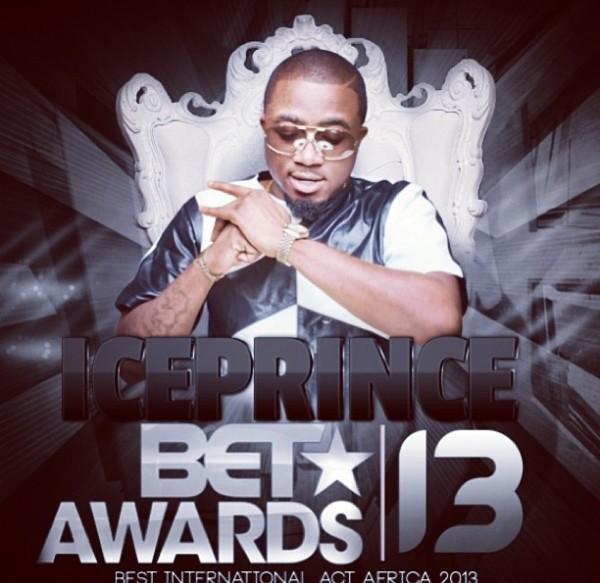 Ice Prince @ BET