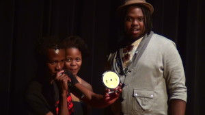 Undecided Crew won the Best spaza group Award at the Inaugural Hip Hop Kaslam Spaza Awards, pic by Mzi Sali