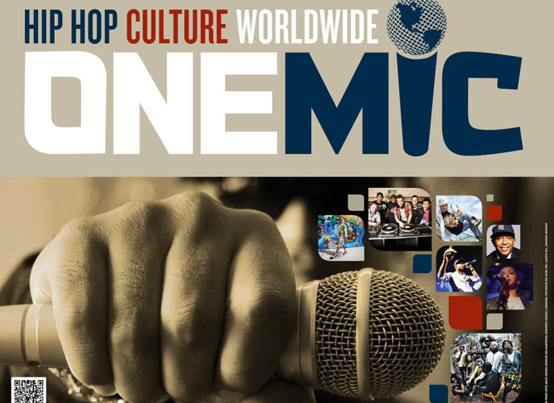 One Mic Hip Hop Culture Worldwide