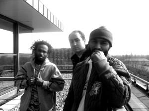 African hip hop radio at Lijn5 and FunX